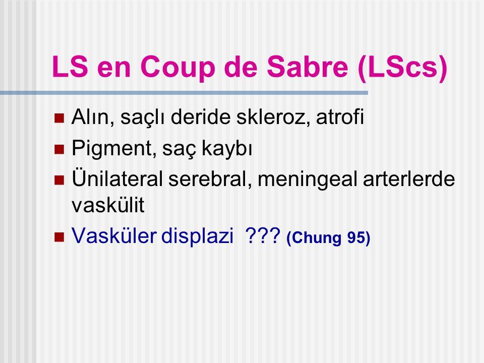 LS en Coup de Sabre (LScs)