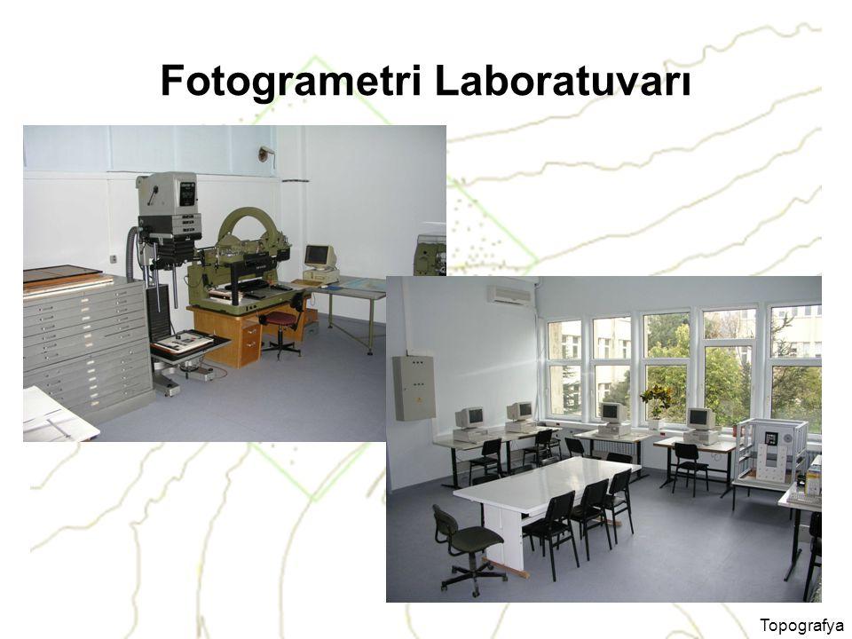 Fotogrametri Laboratuvarı