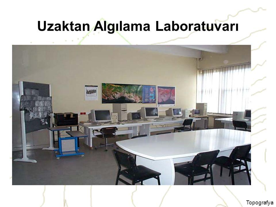 Uzaktan Algılama Laboratuvarı