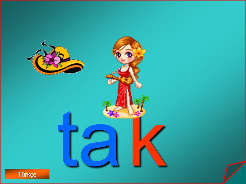 ta k Türkçe