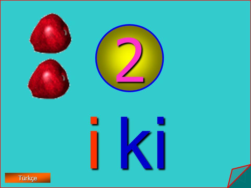 2 i ki Türkçe