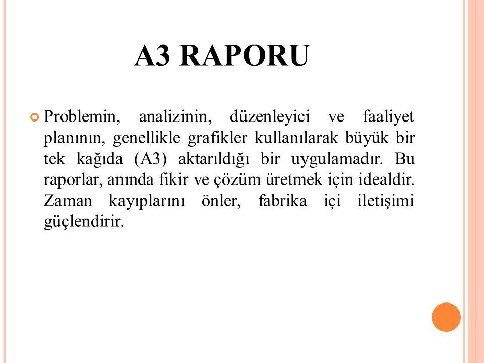 A3 RAPORU