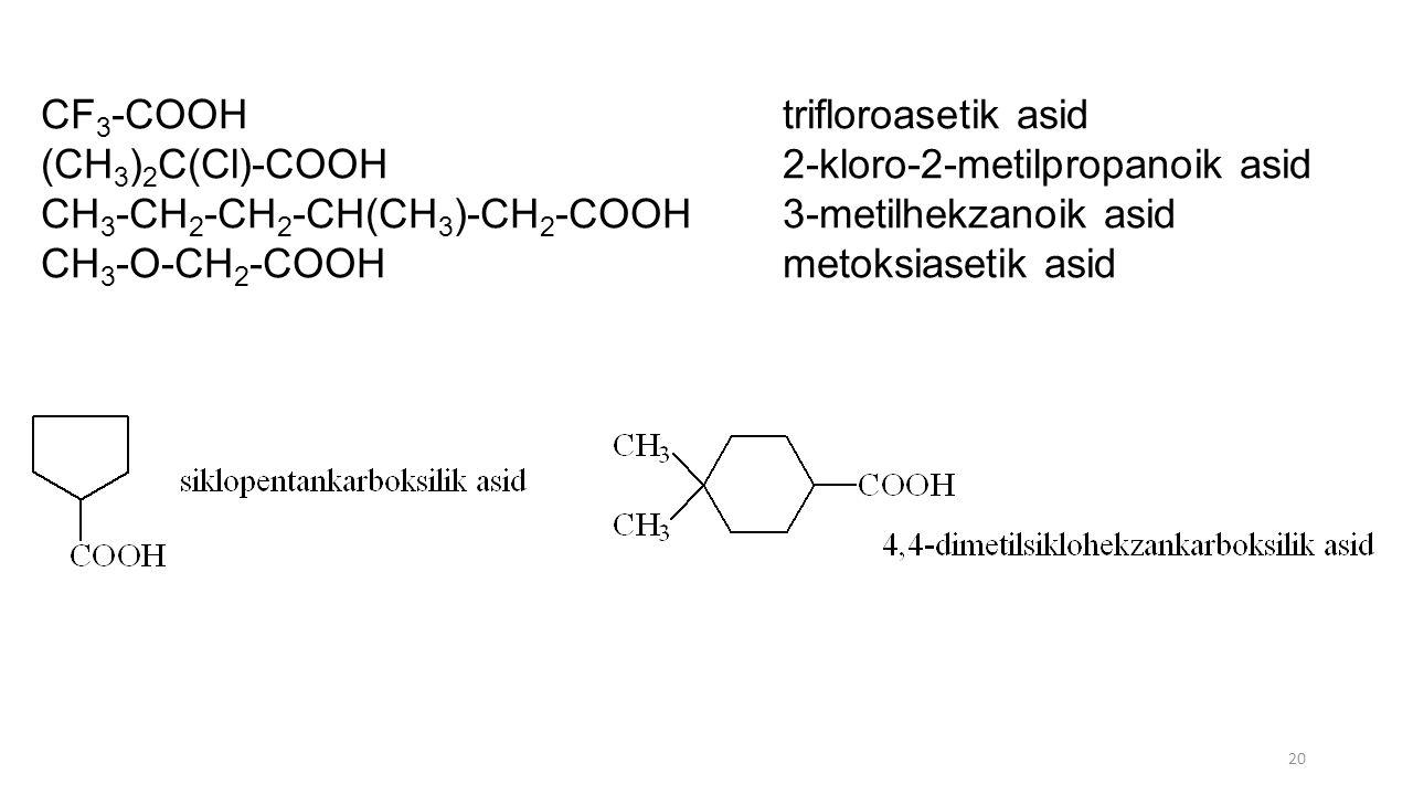 CF3-COOH trifloroasetik asid