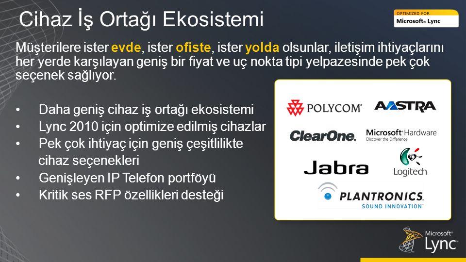 Cihaz İş Ortağı Ekosistemi