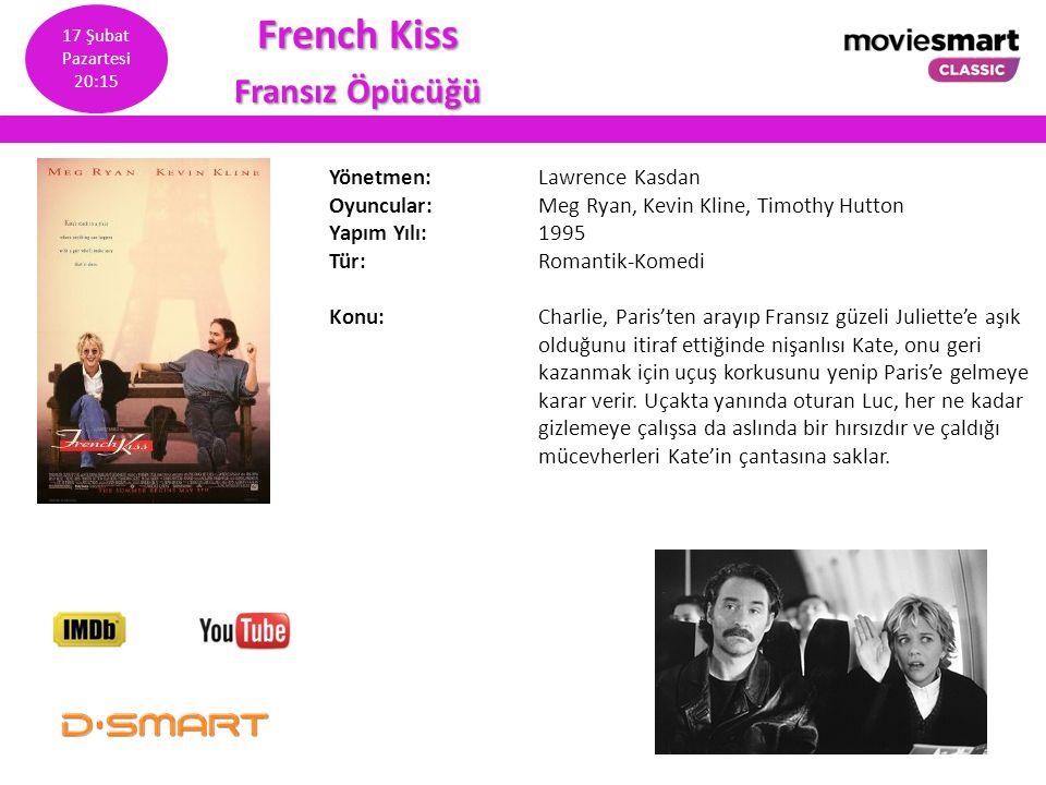 French Kiss Fransız Öpücüğü