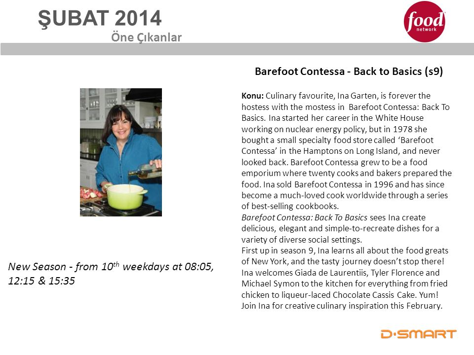 Barefoot Contessa - Back to Basics (s9)