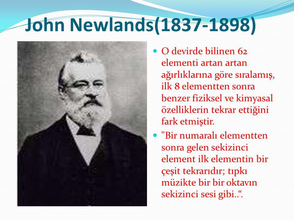 John Newlands(1837-1898)