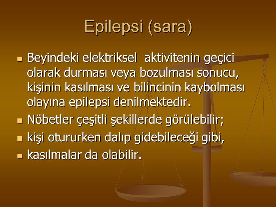 Epilepsi (sara)