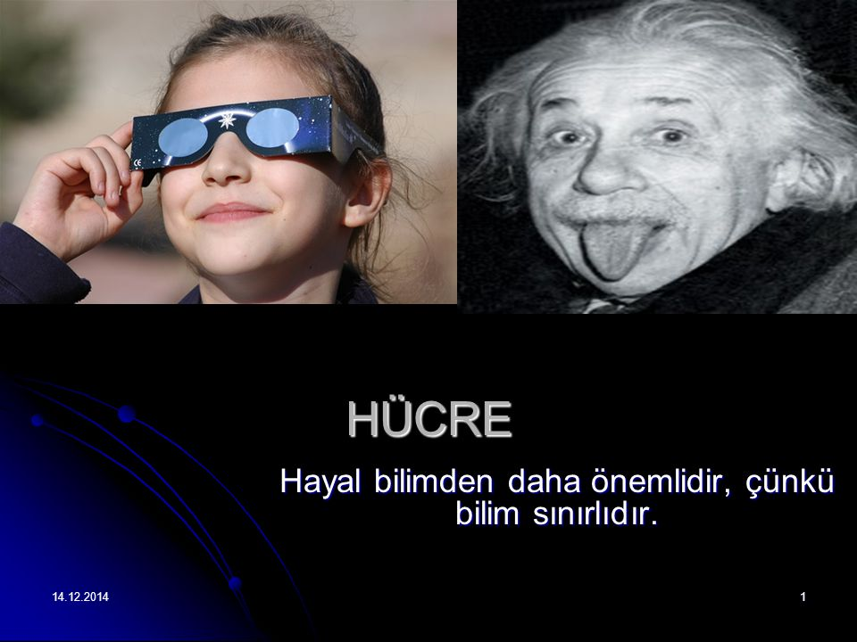 Hayal bilimden daha önemlidir, çünkü bilim sınırlıdır.