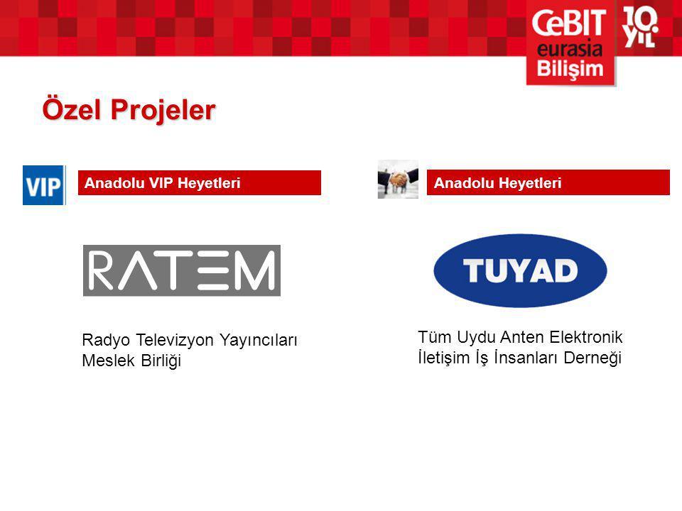 Özel Projeler Radyo Televizyon Yayıncıları Meslek Birliği
