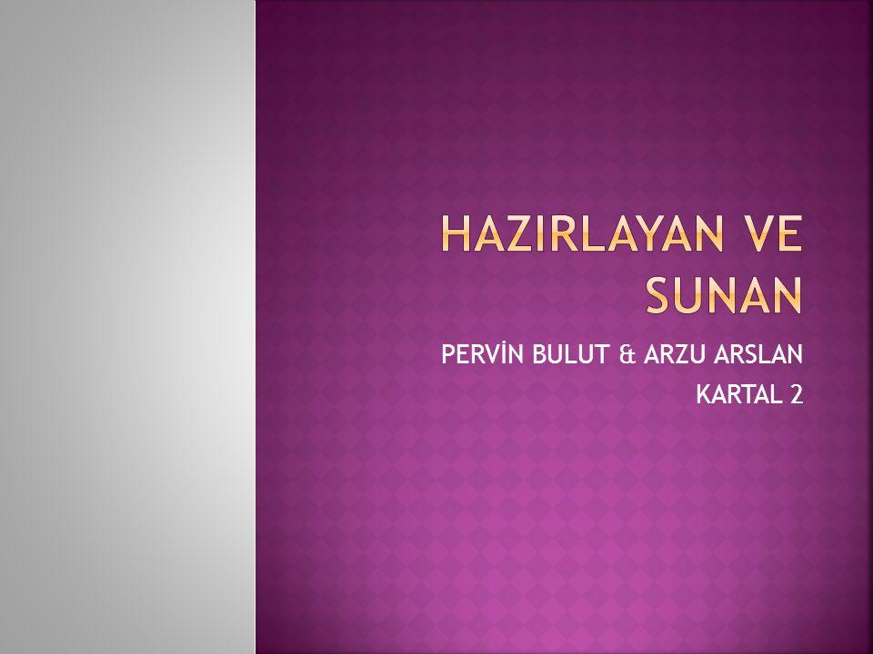 PERVİN BULUT & ARZU ARSLAN KARTAL 2