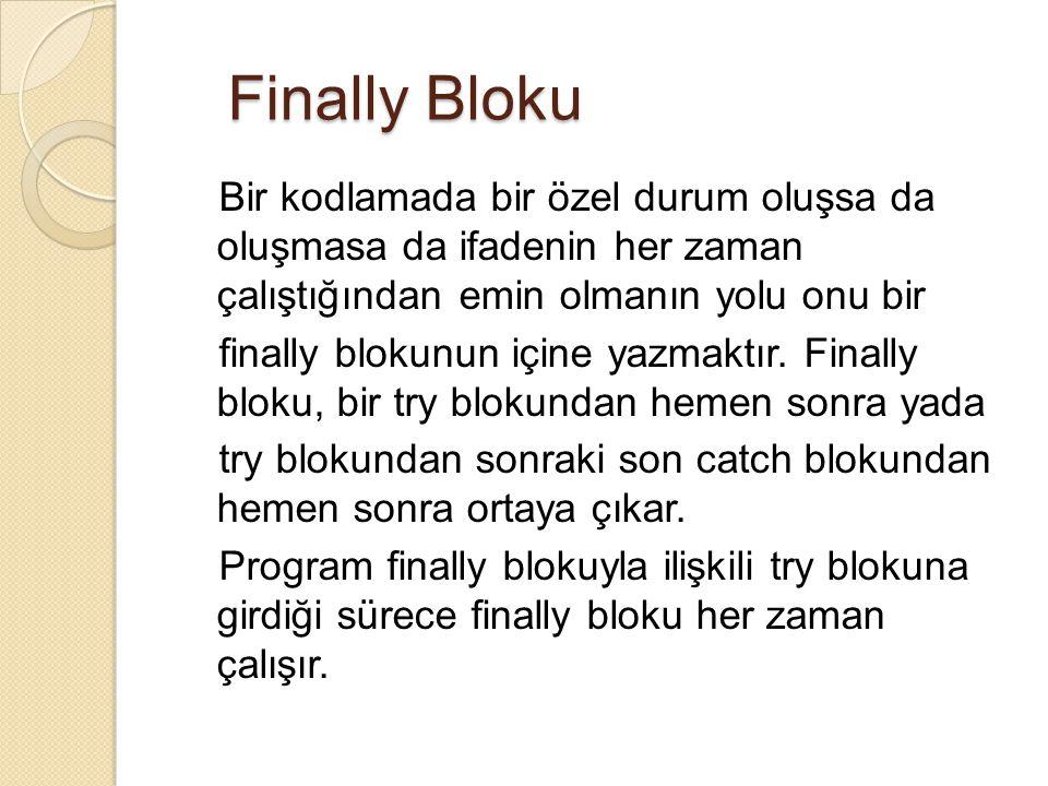 Finally Bloku