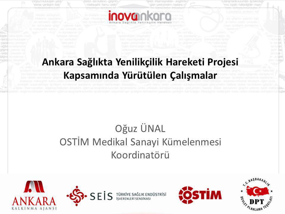 Ankara Sağlıkta Yenilikçilik Hareketi Projesi