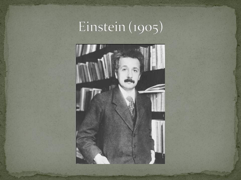 Einstein (1905)