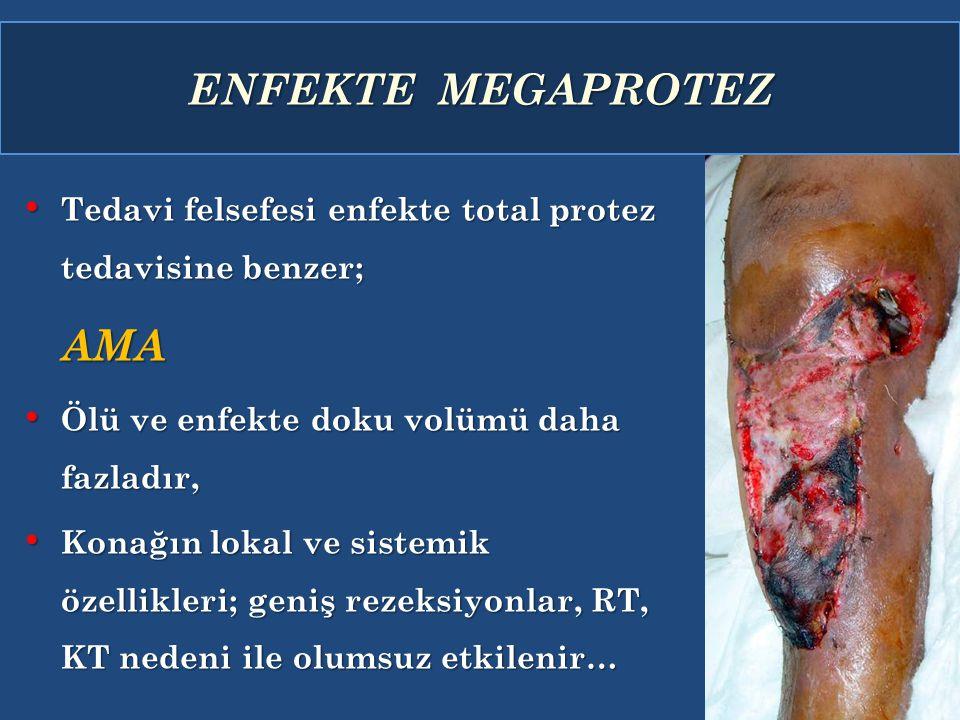 Enfekte Megaprotez AMA