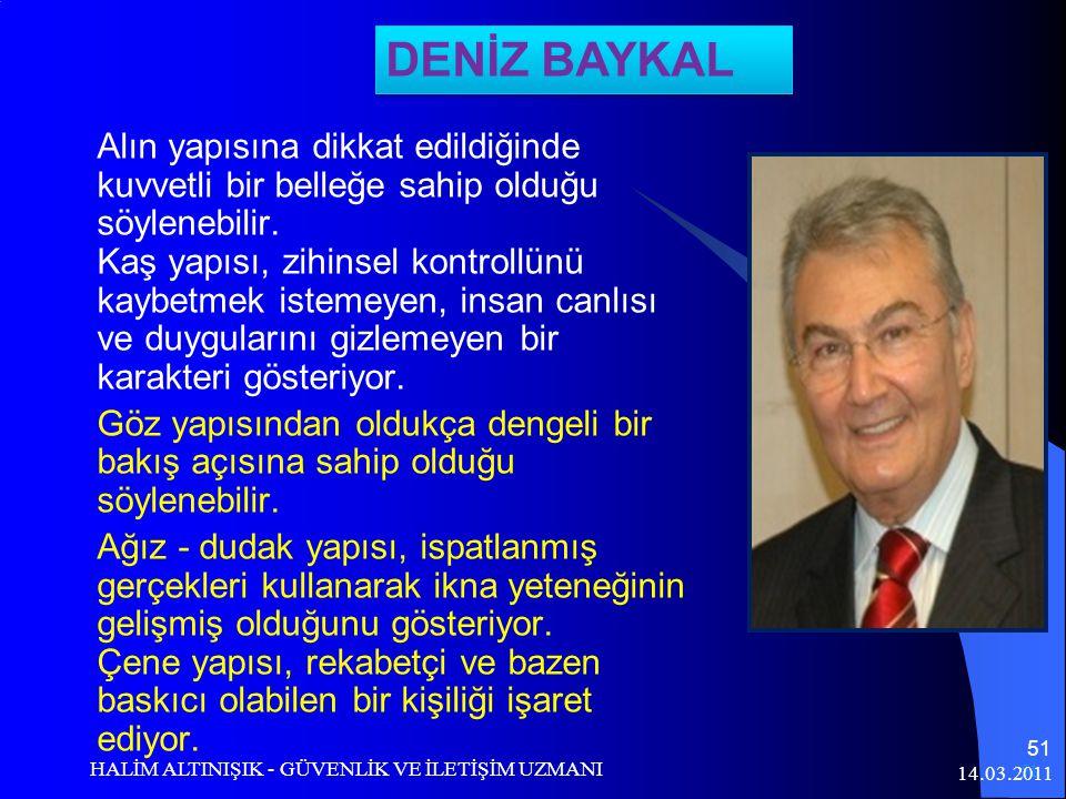 DENİZ BAYKAL