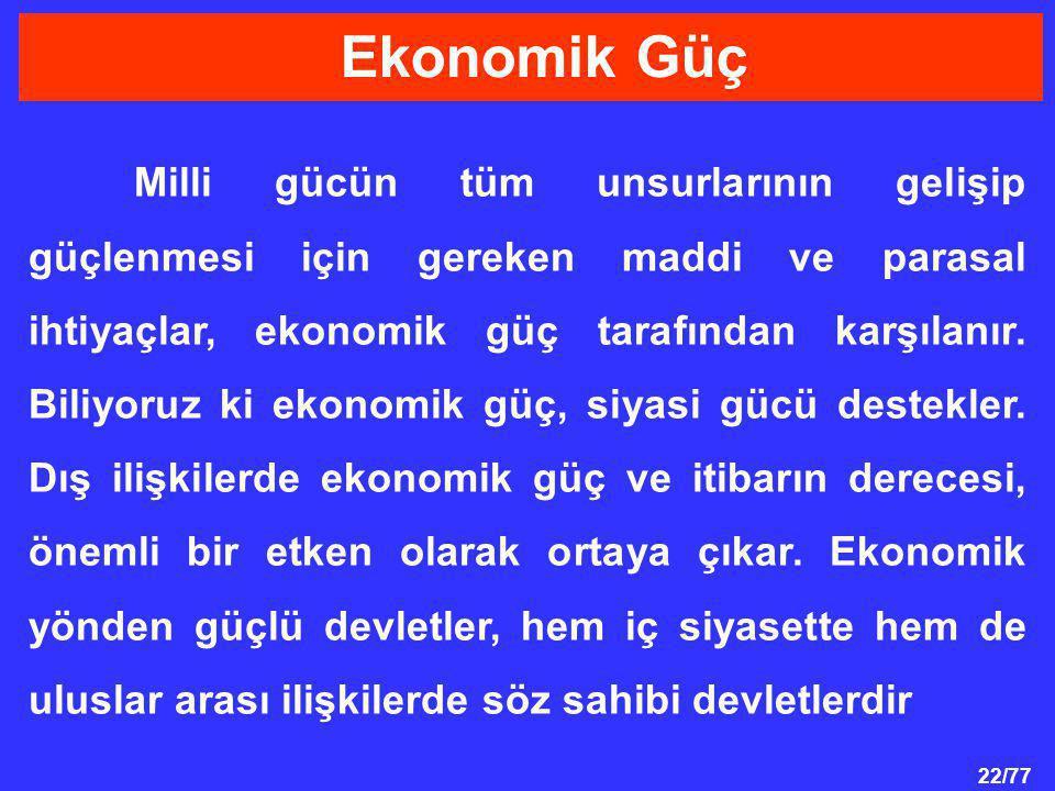 Ekonomik Güç