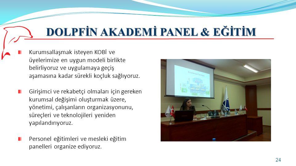 DOLPFİN AKADEMİ PANEL & EĞİTİM