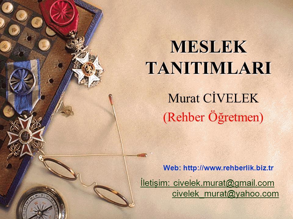 Murat CİVELEK (Rehber Öğretmen)