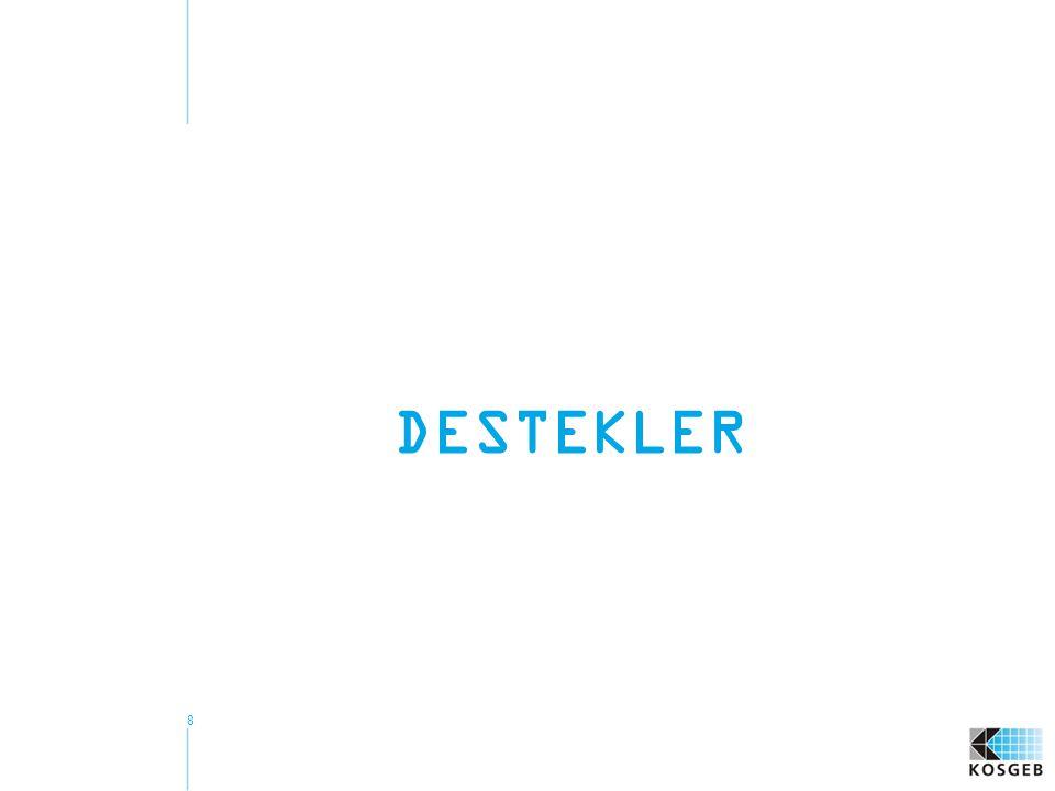 DESTEKLER