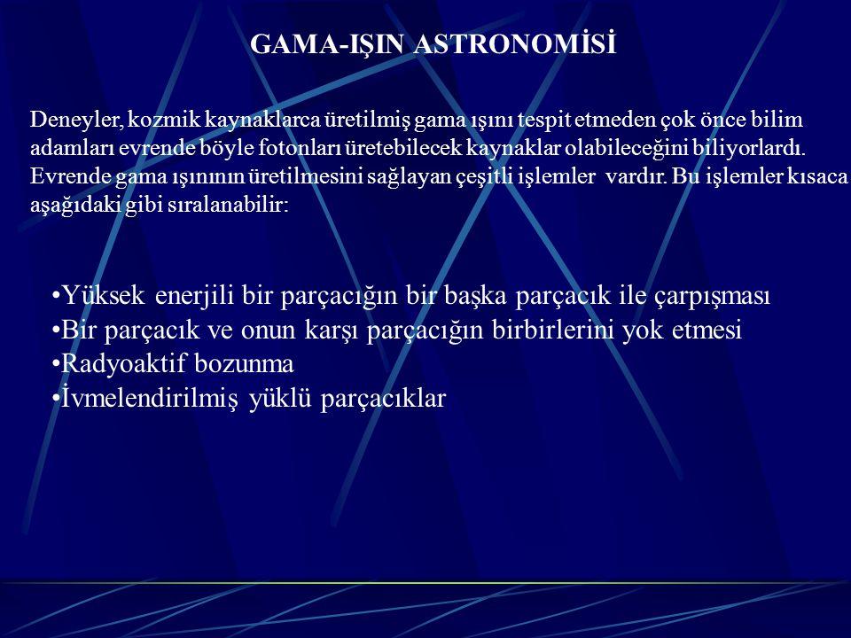 GAMA-IŞIN ASTRONOMİSİ
