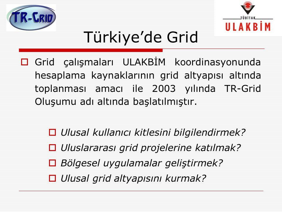 Türkiye'de Grid