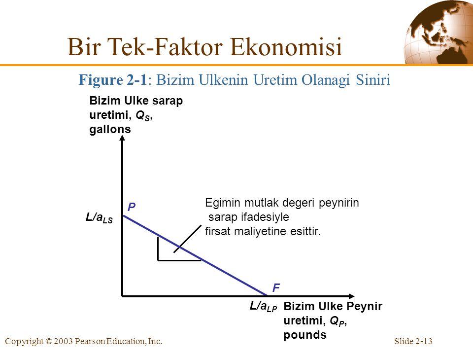 Figure 2-1: Bizim Ulkenin Uretim Olanagi Siniri