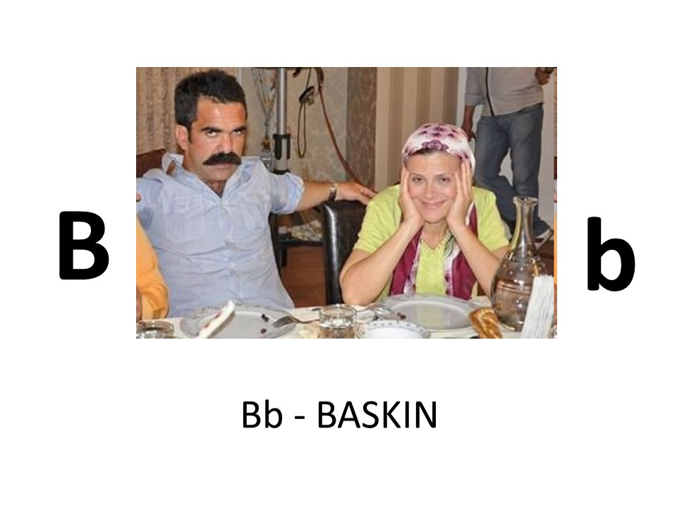 B b Bb - BASKIN