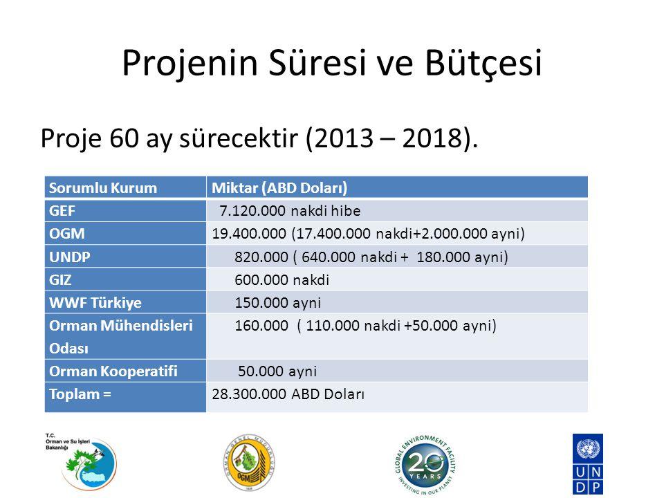 Projenin Süresi ve Bütçesi