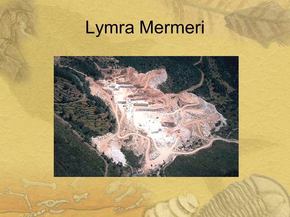 3535 Lymra Mermeri
