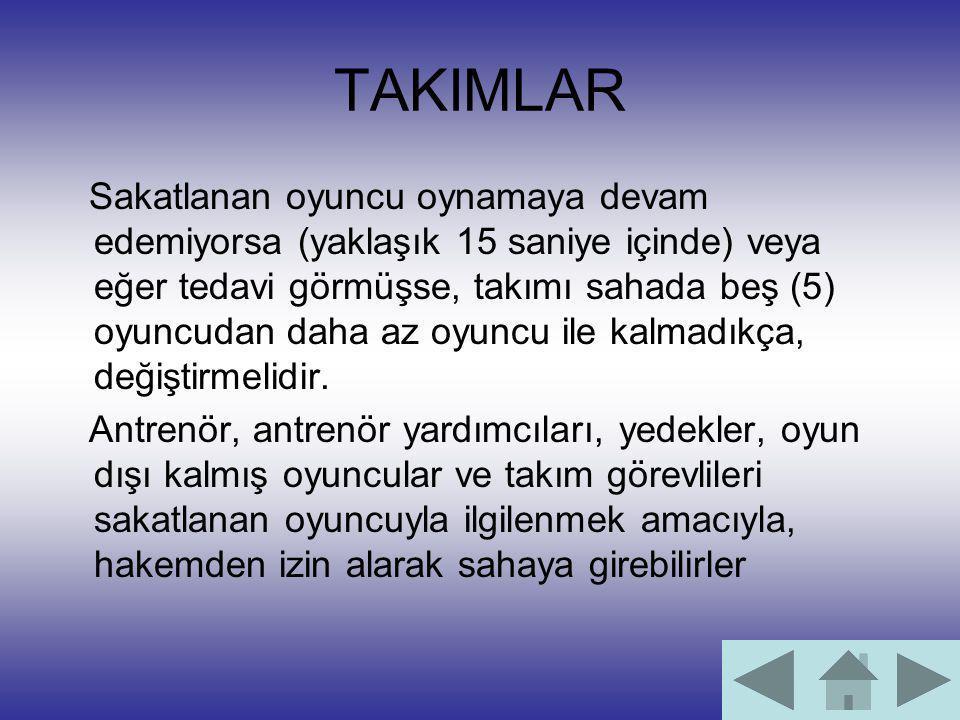 TAKIMLAR