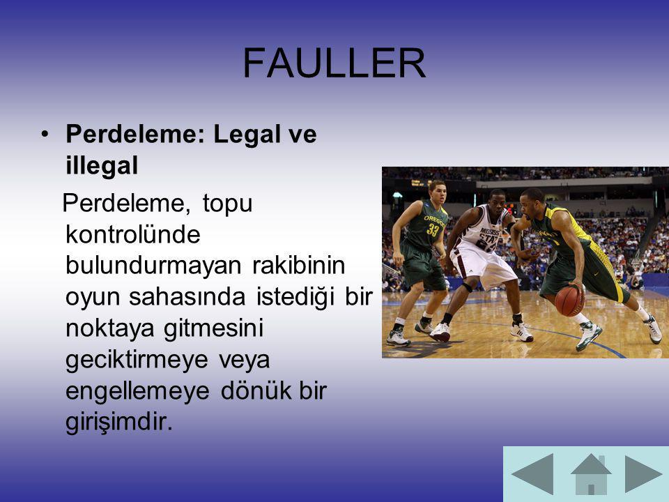 FAULLER Perdeleme: Legal ve illegal