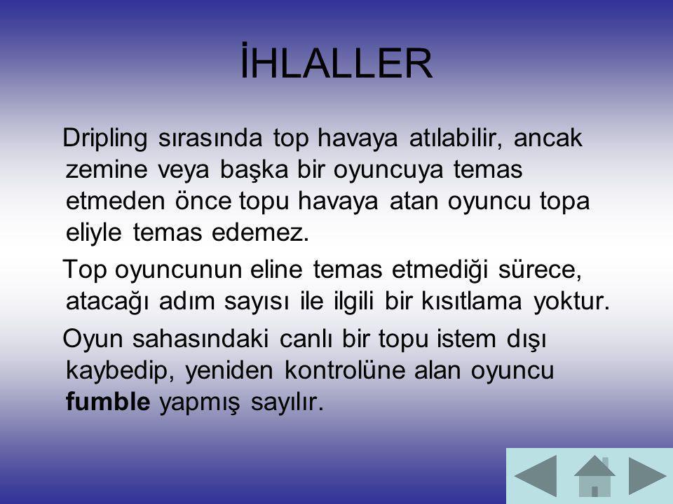 İHLALLER