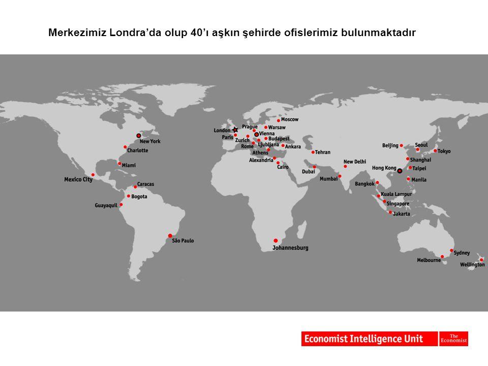Merkezimiz Londra'da olup 40'ı aşkın şehirde ofislerimiz bulunmaktadır