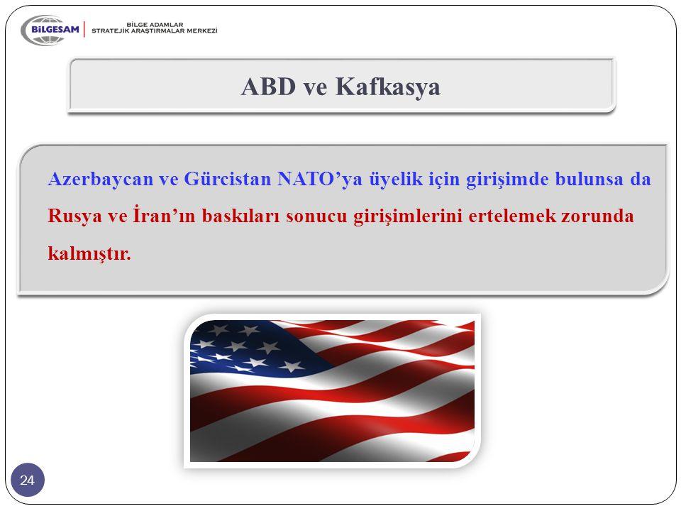 ABD ve Kafkasya