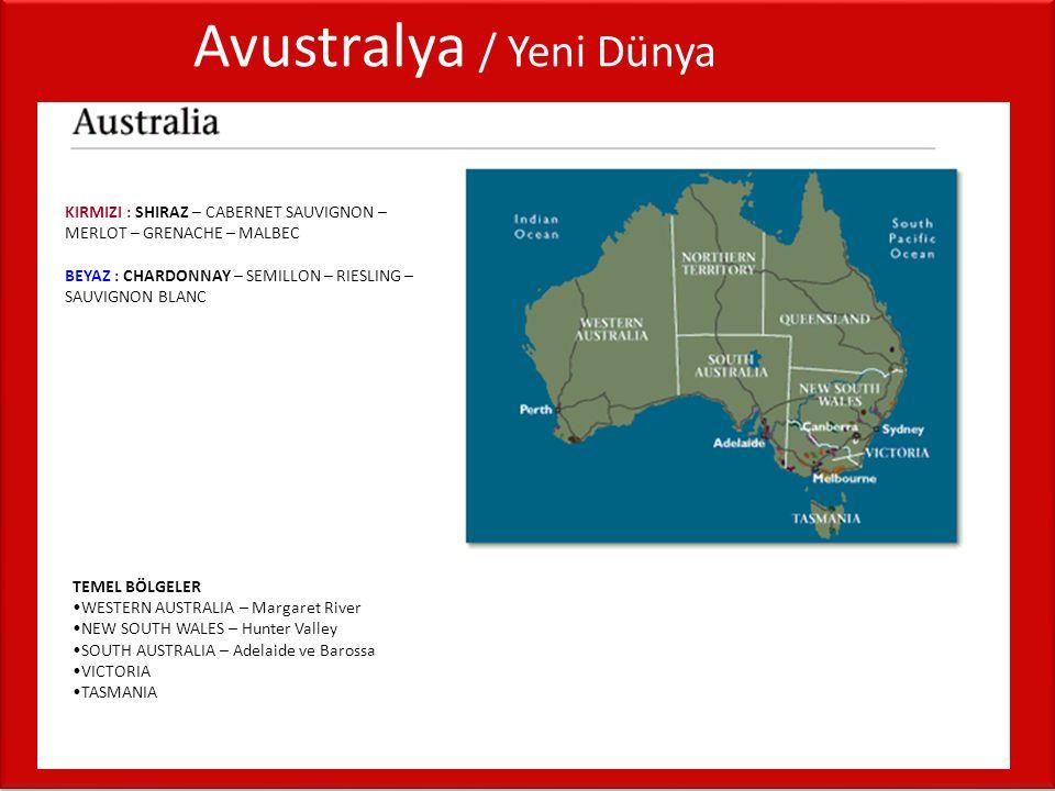 Avustralya / Yeni Dünya
