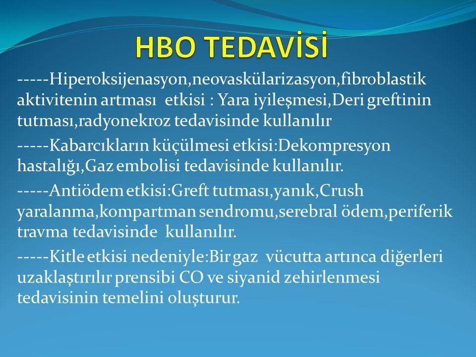 HBO TEDAVİSİ
