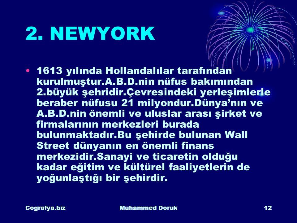2. NEWYORK