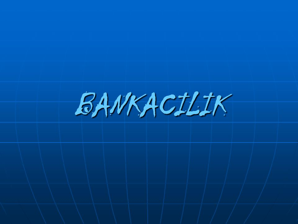 BANKACILIK