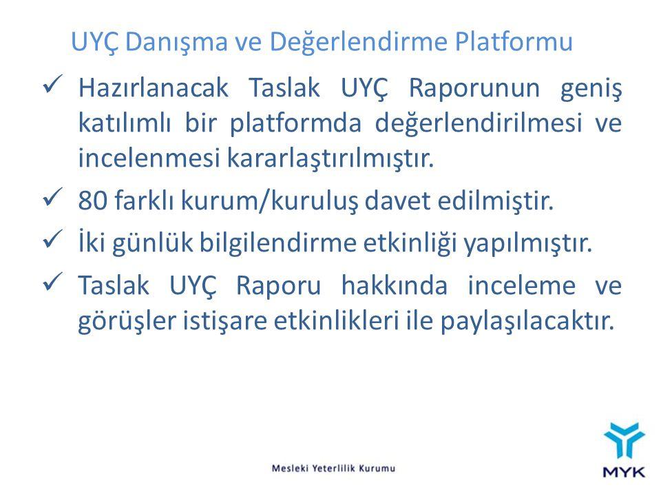 UYÇ Danışma ve Değerlendirme Platformu