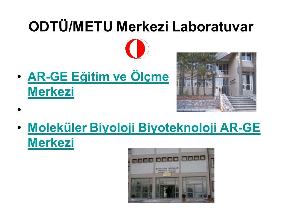 ODTÜ/METU Merkezi Laboratuvar