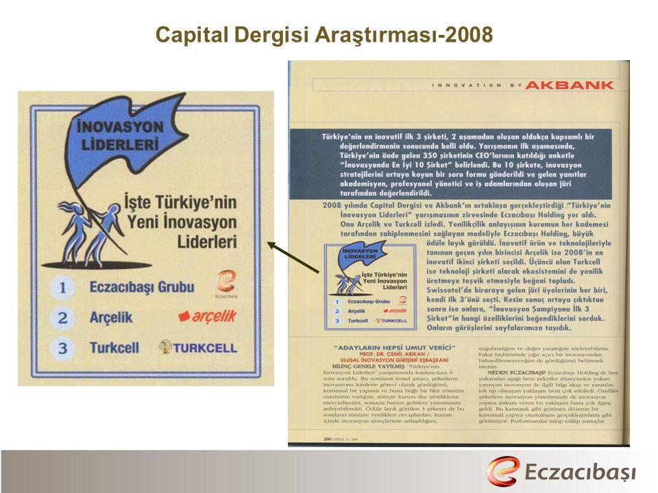 Capital Dergisi Araştırması-2008