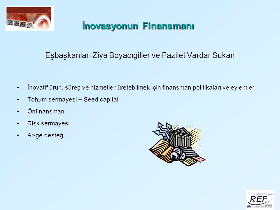 İnovasyonun Finansmanı