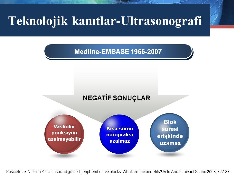 Teknolojik kanıtlar-Ultrasonografi