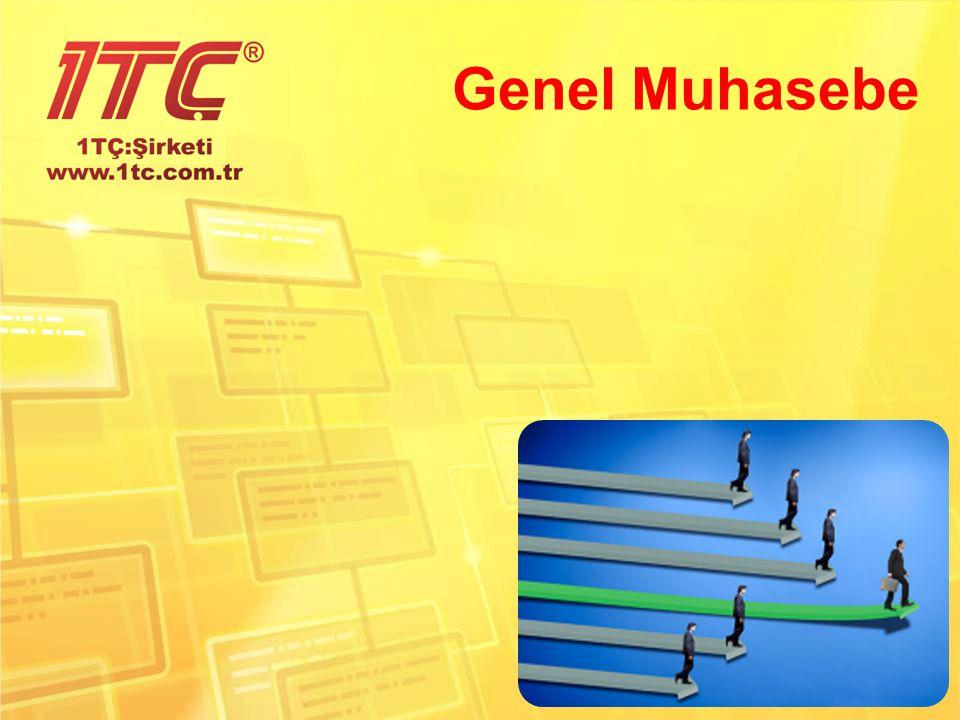 Genel Muhasebe Muhasebe işlemlerini daha kolay ve basit bir şekilde takip edebilmeniz için maksimum derecede kolaylıklar sağlanmıştır.