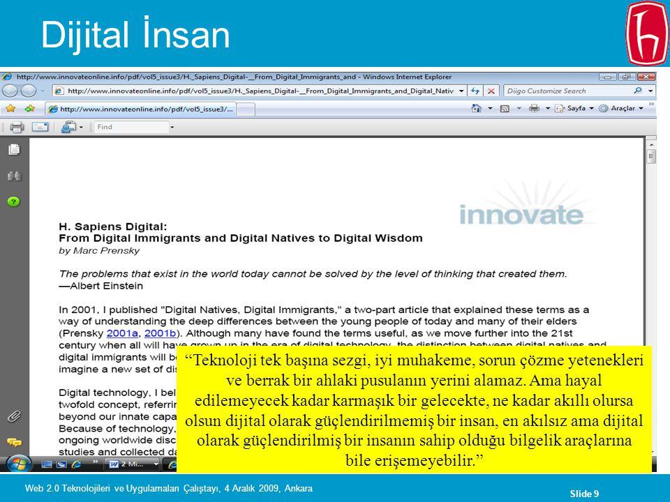 Dijital İnsan