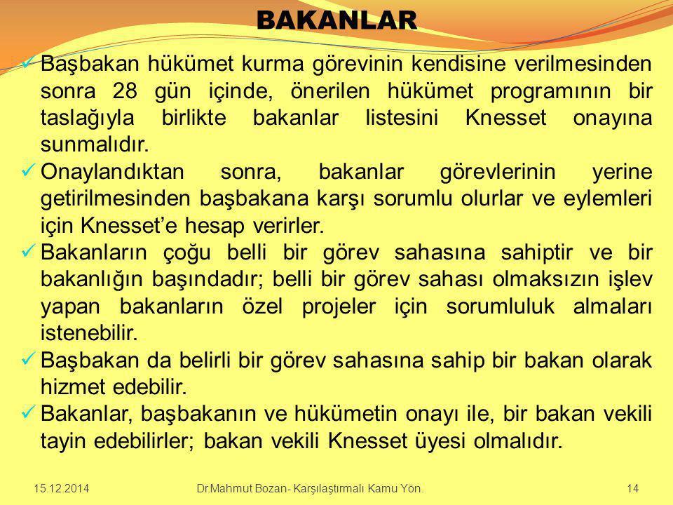 BAKANLAR