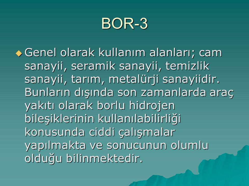 BOR-3