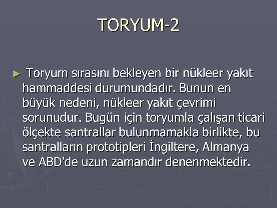 TORYUM-2