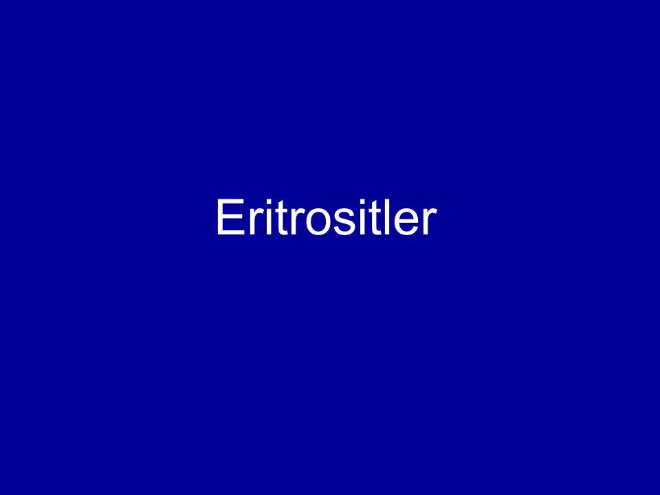 Eritrositler